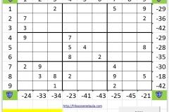 Sudoku juego